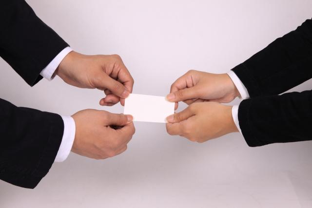 同人活動での名刺の役割