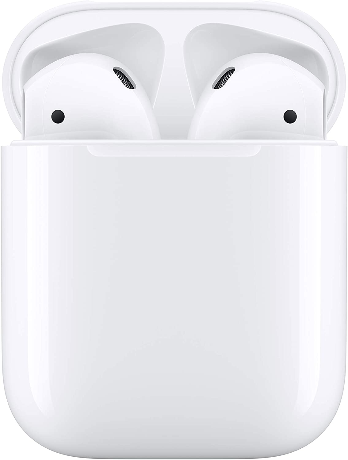 iPhoneユーザーなら使いやすさバツグン「Apple AirPods with Charging Case」