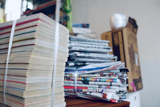 ② 地域の古紙回収を使う