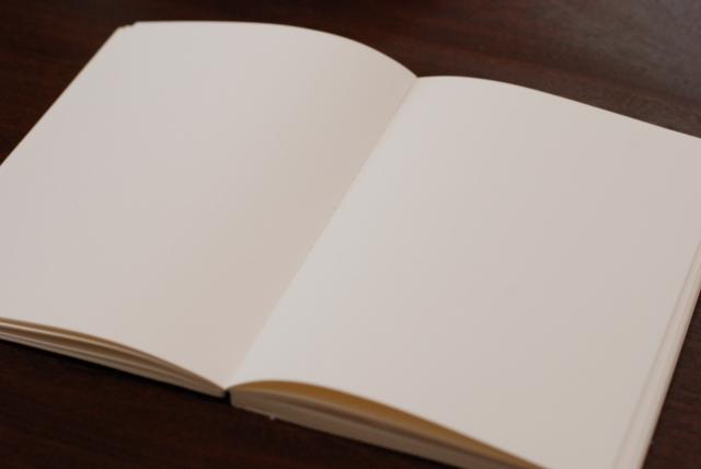本のサイズと用紙を決めよう