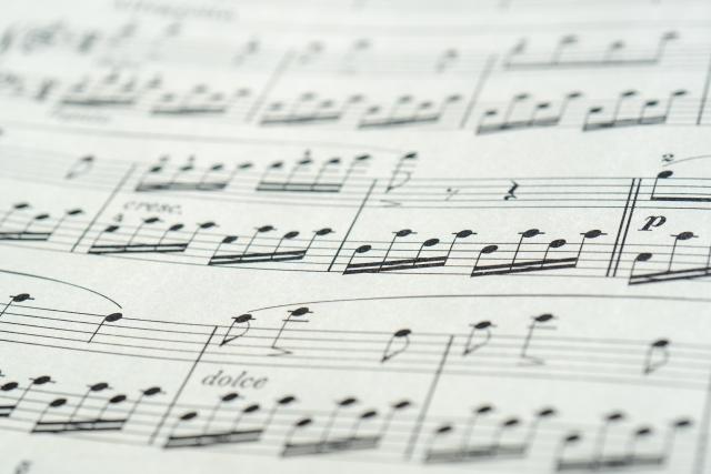 同人楽譜とは?